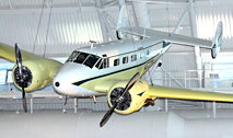 Beechcraft D18S Twin Beech-
