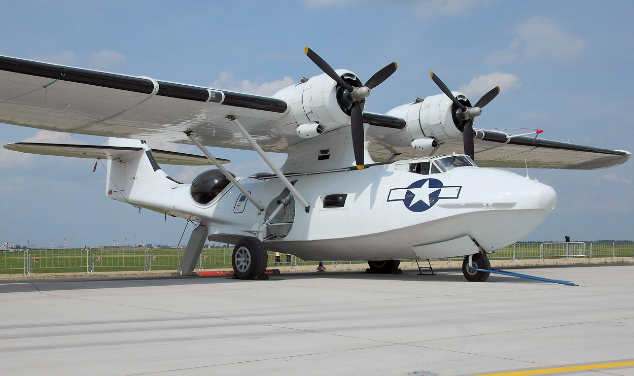 Canadian Vickers PBY-5 Canso