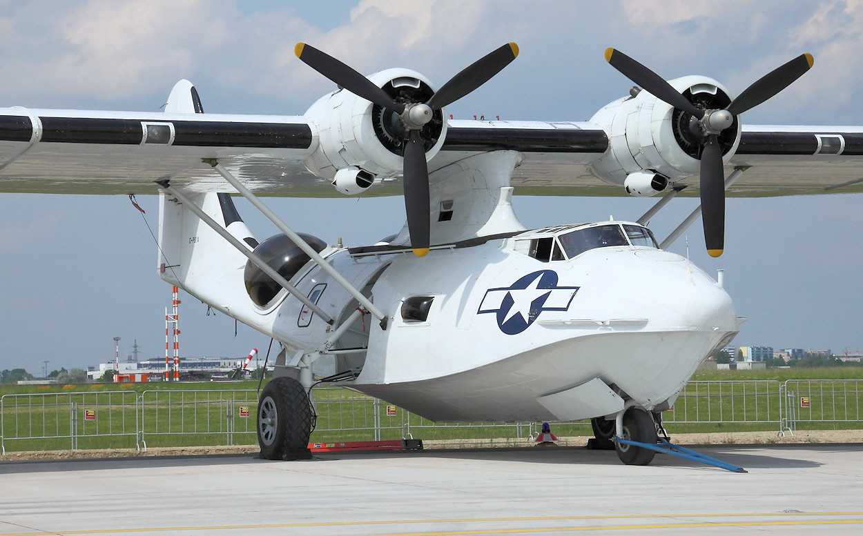 Canadian Vickers PBY-5A - Canso