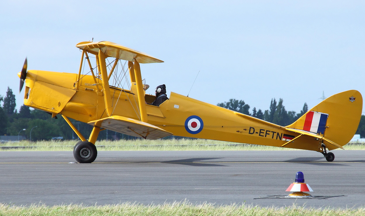 De Havilland DH 82 - D-EFTN