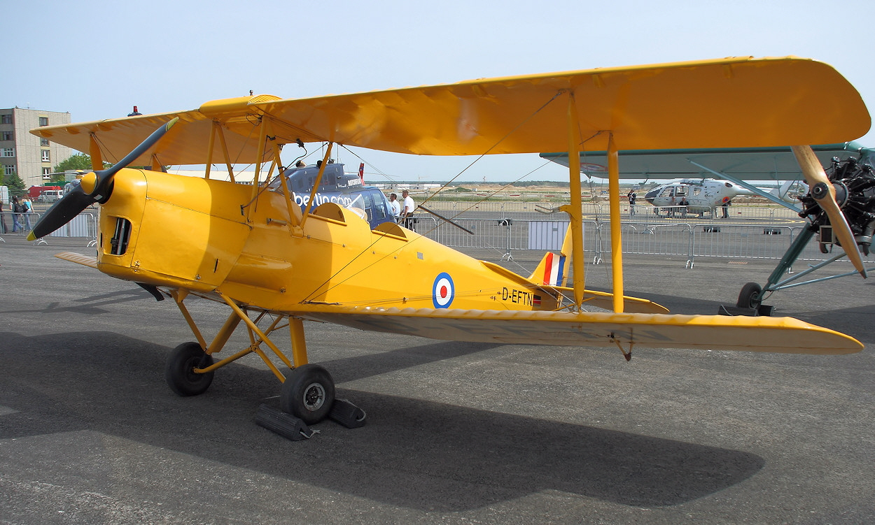 De Havilland DH 82 - ILA Berlin