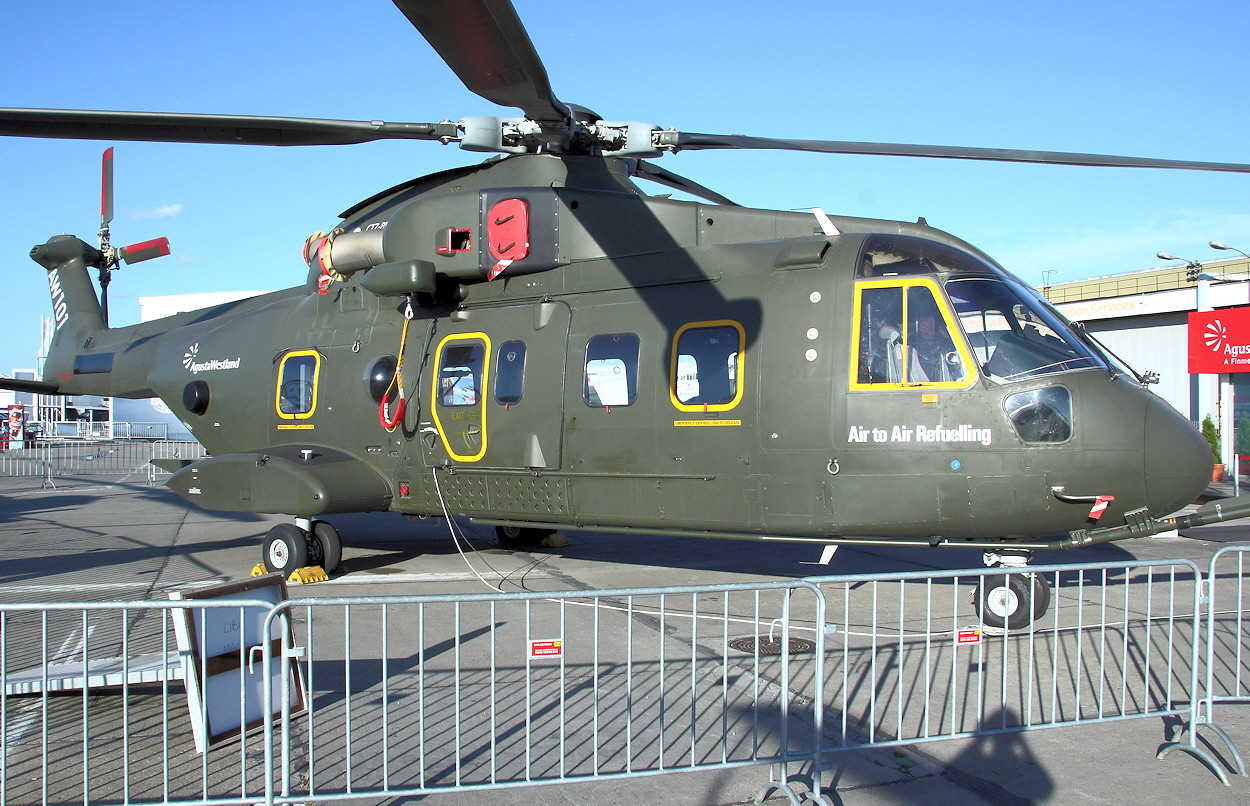 Agusta Westland AW 101 - Helicopter