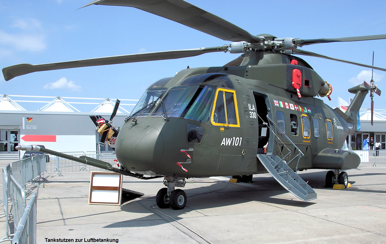 Agusta Westland AW 101 - Helikopter