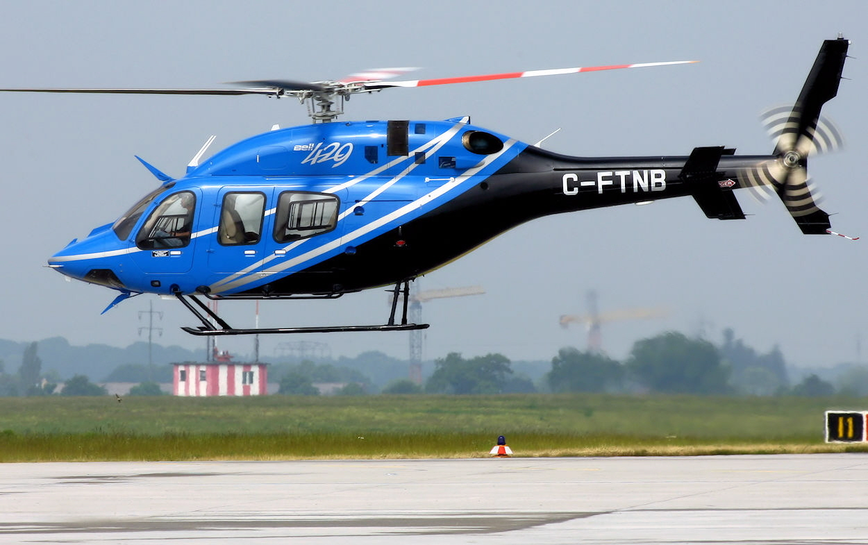 Bell 429 - Bell Helicopter