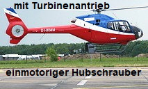 Eurocopter EC 120 Colibri - jetzt Airbus Helicopters H130