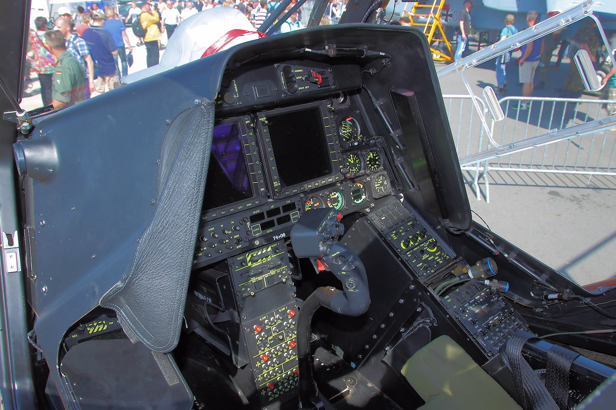 Eurocopter Tiger - Cockpit