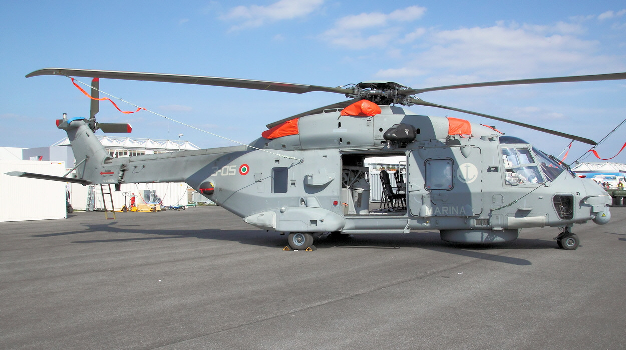 NH90 NTH Sea Lion - Marina