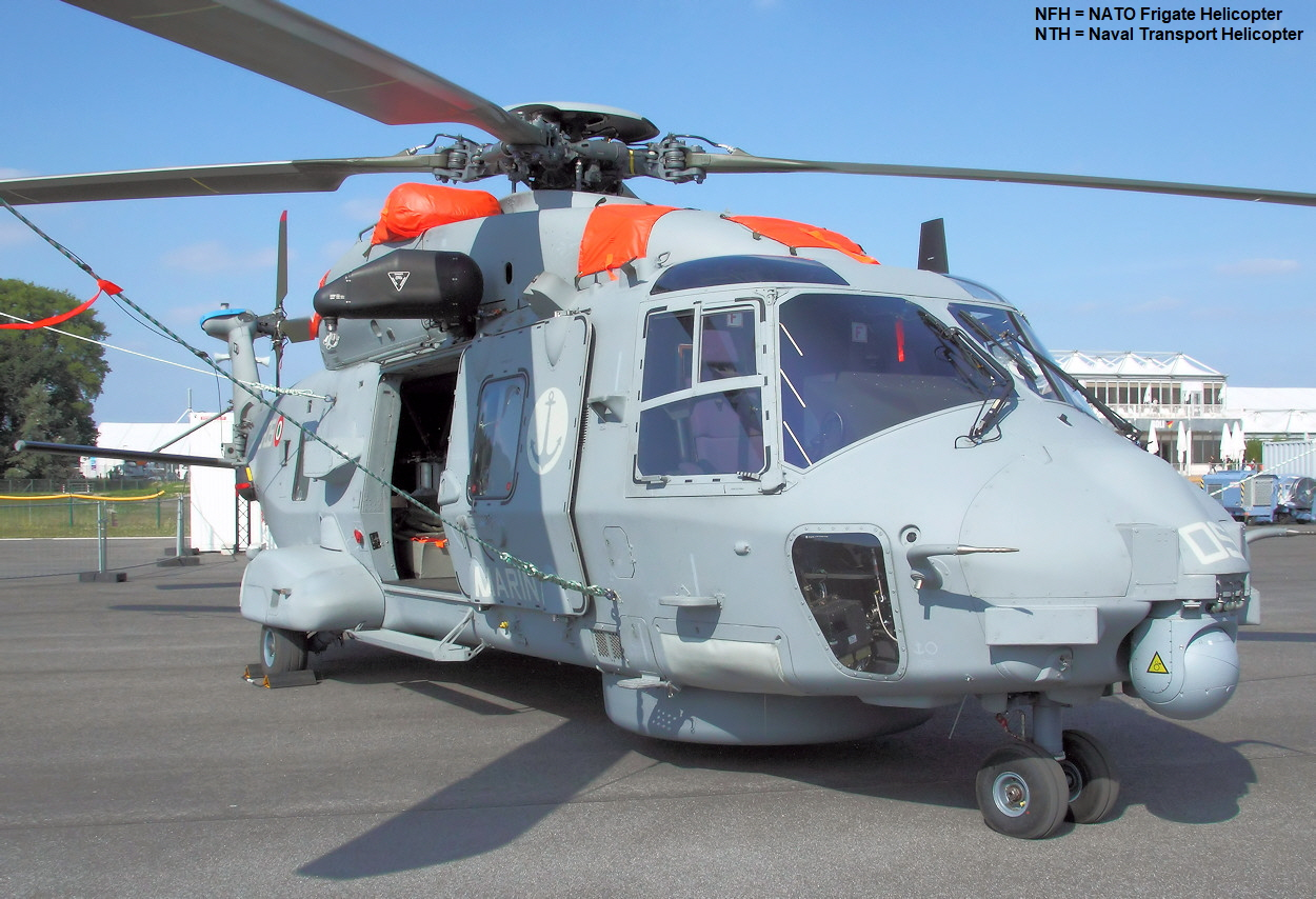 NH90 NTH Sea Lion - Marinehubschrauber