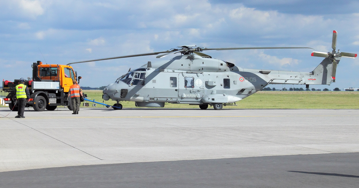 NH90 NTH Sea Lion - Transporthubschrauber
