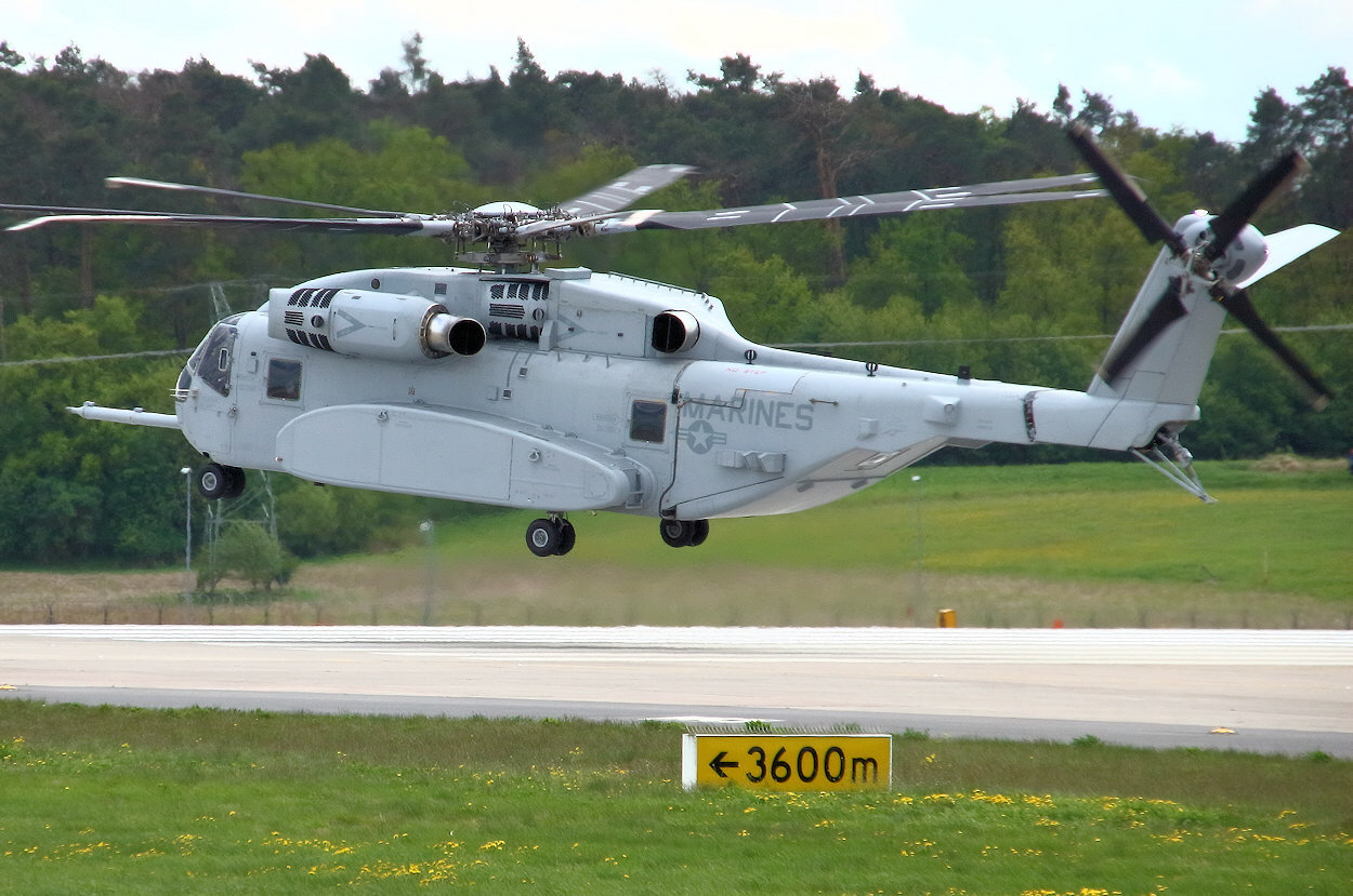 Sikorsky CH-53 -King Stallion