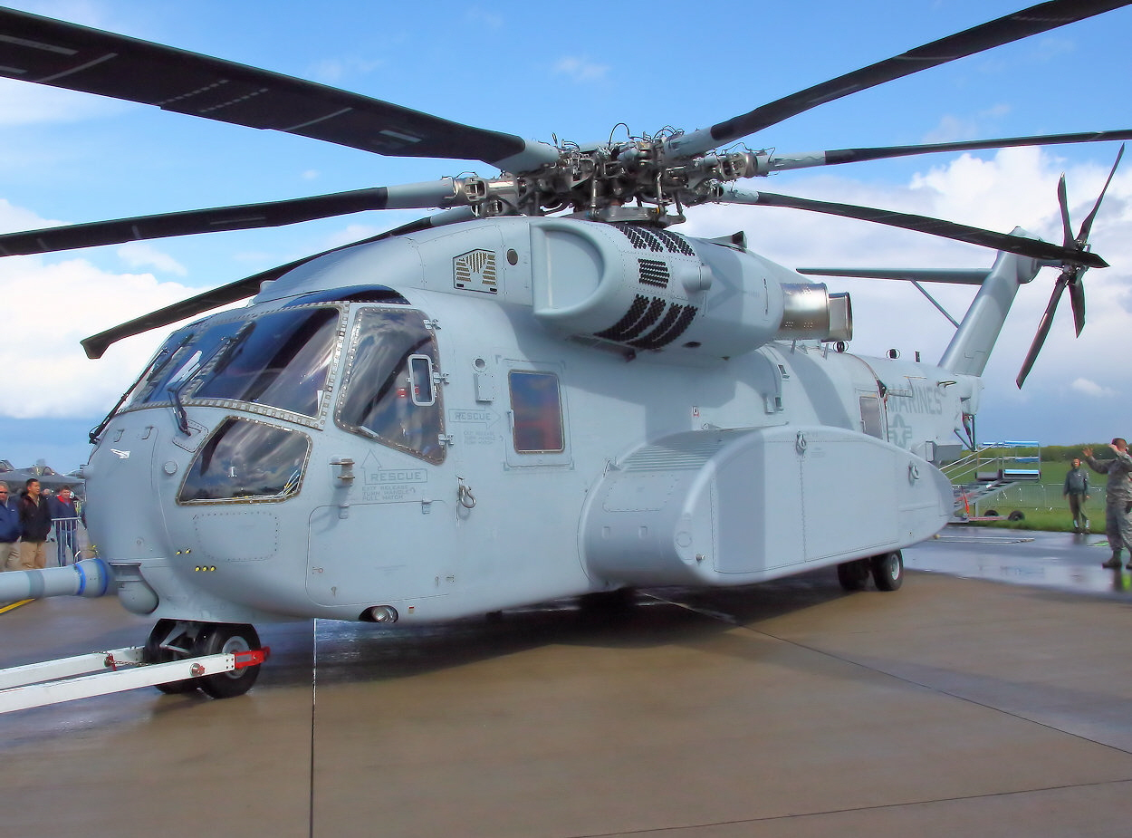 Sikorsky CH-53 King Stallion