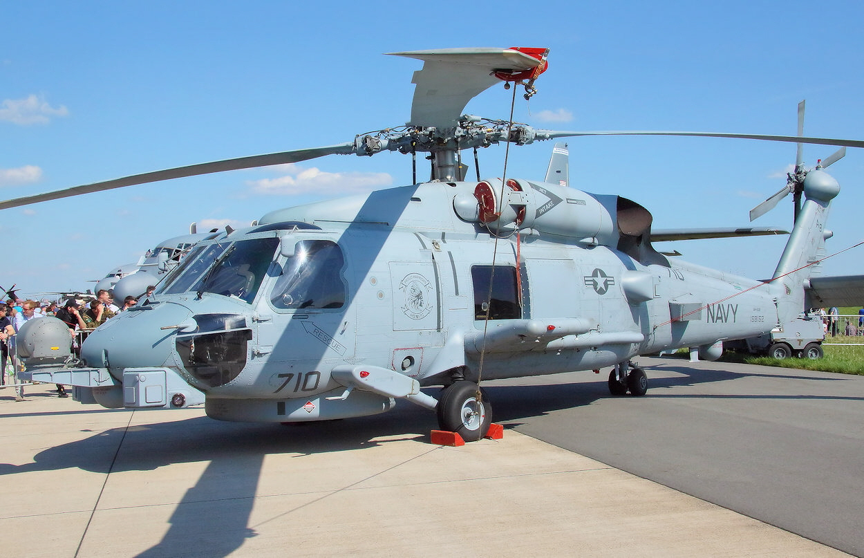 Sikorsky MH-60 Seahawk