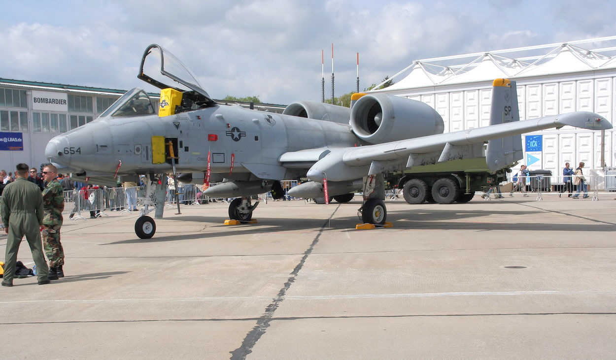 Fairchild-Republic A-10 - Thunderbolt II