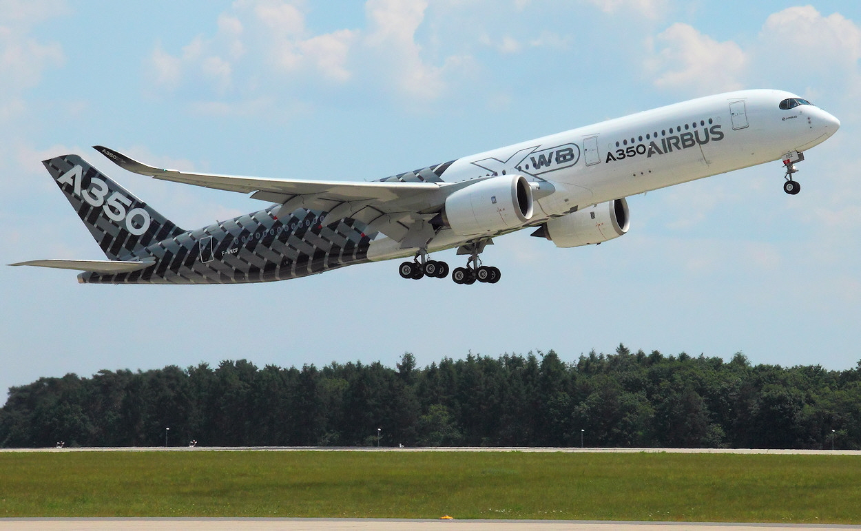Airbus A350 - Start