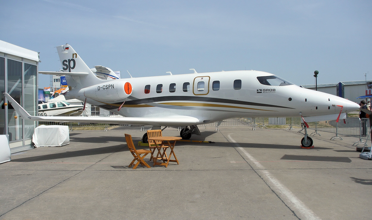 Grob G 180 SPn - Business-Jet