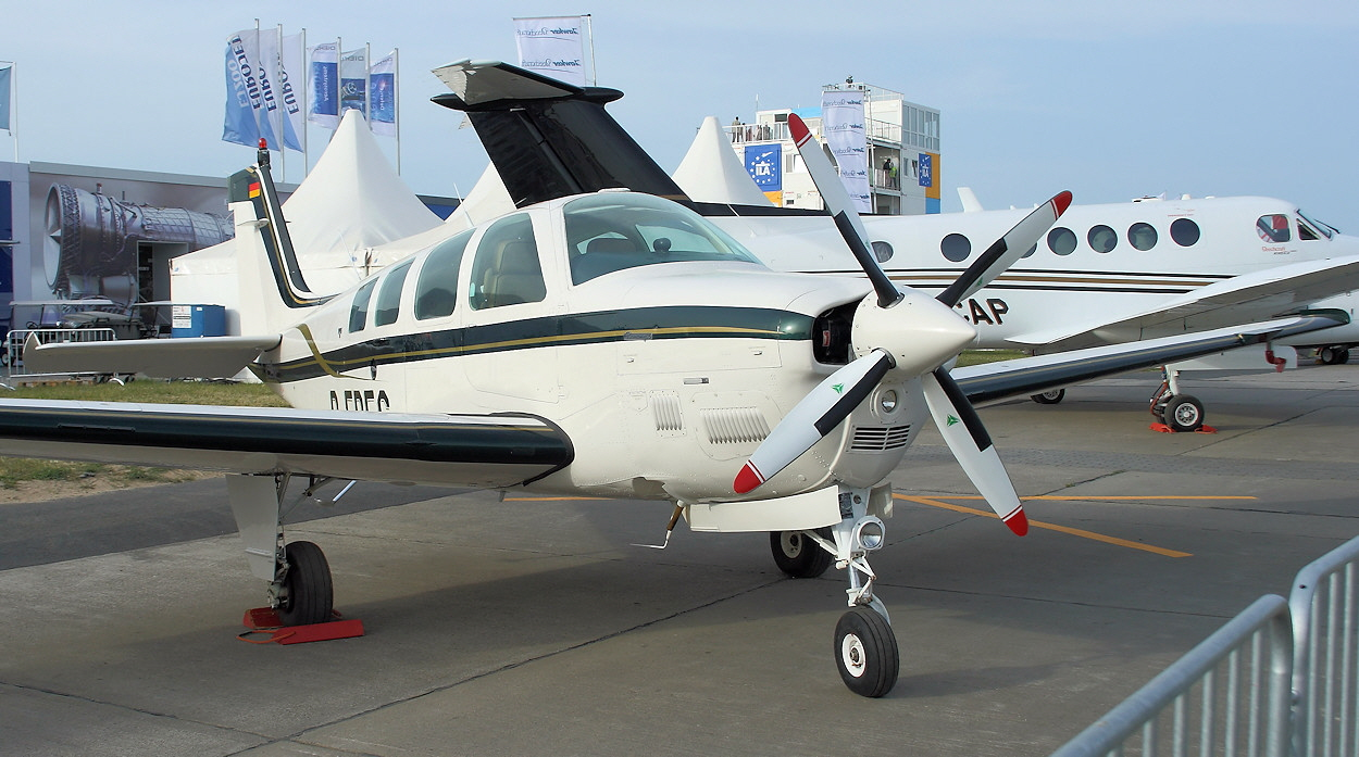 Beechcraft Bonanza G36 - Aircraft Corporation