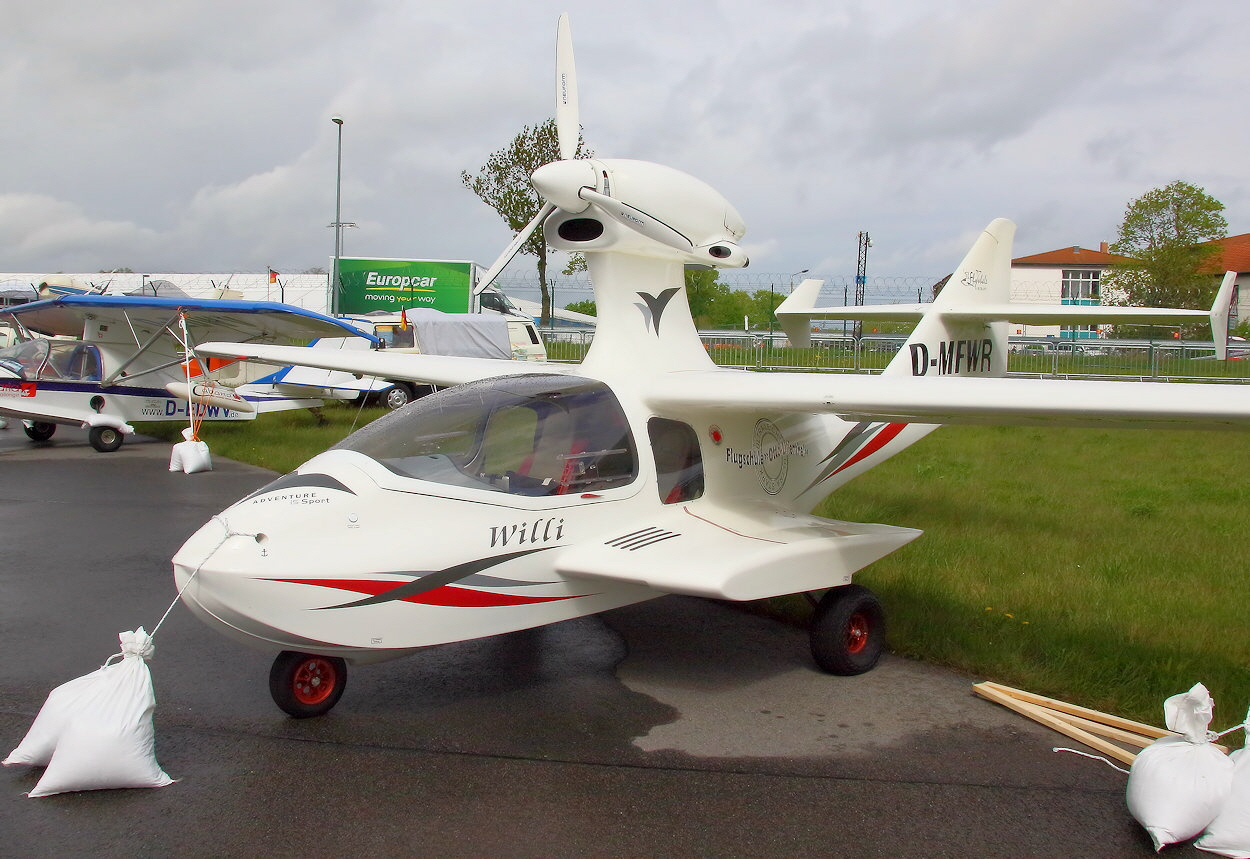 Flywhale Adventure iS 912 Sport