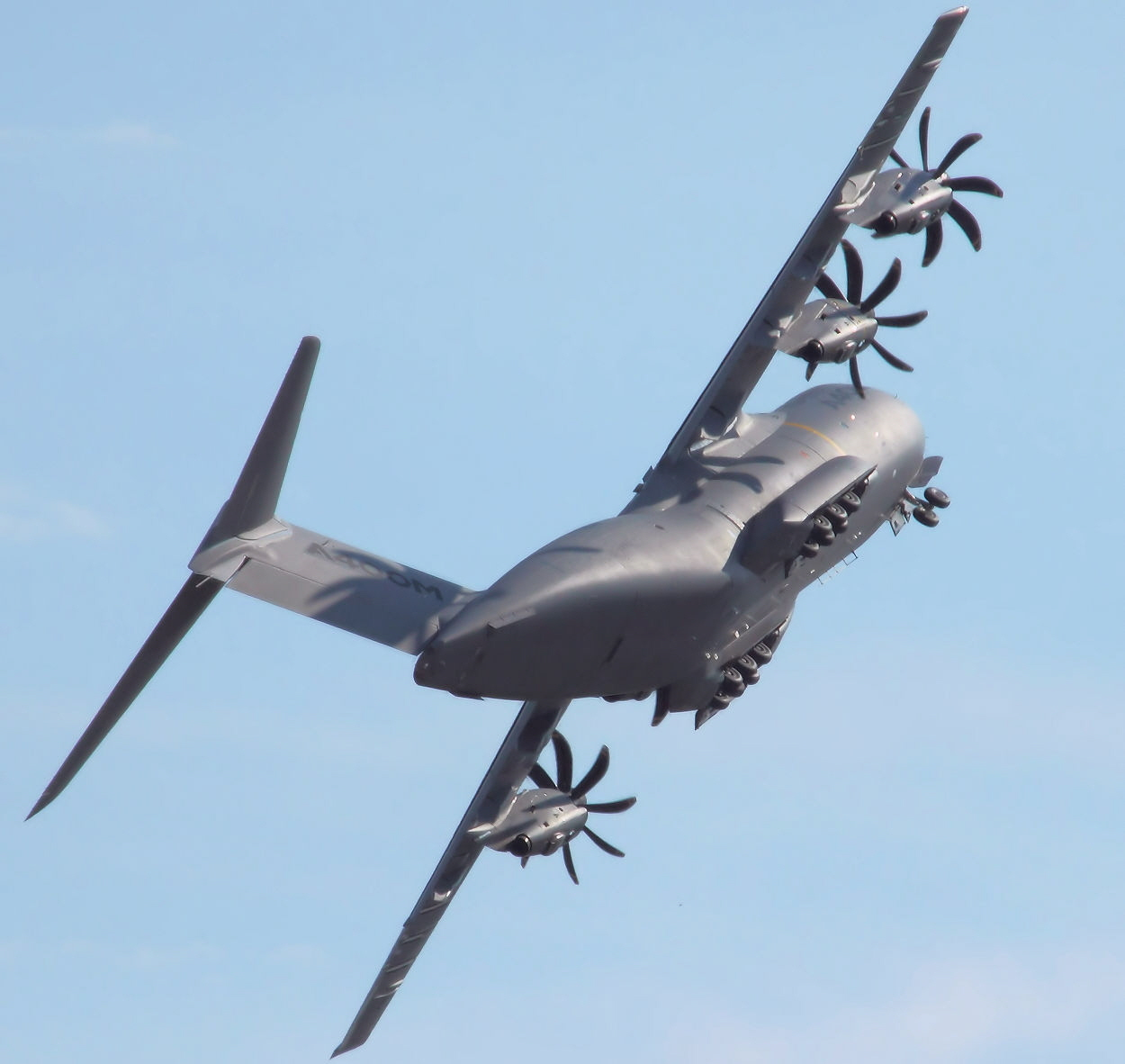 Airbus A400M Startphase