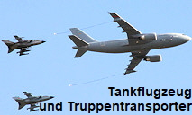 Airbus A310 MRTT: Multi Role Tanker Transport - Luftbetankung