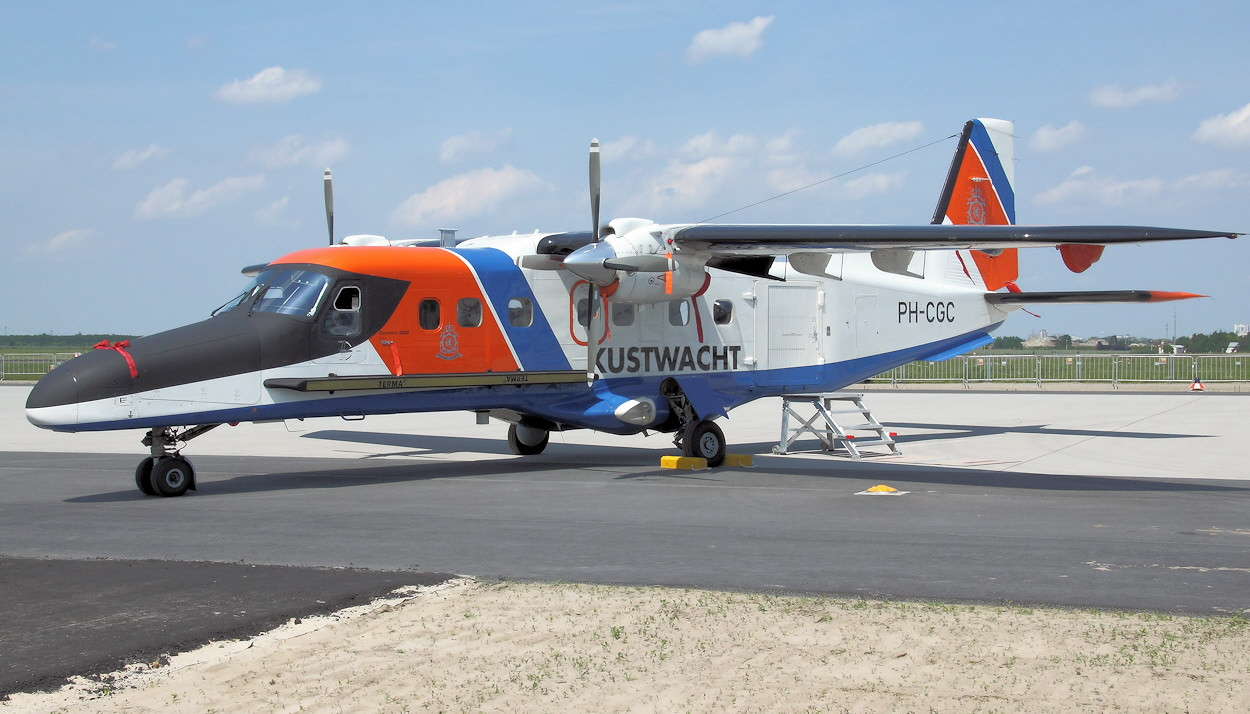 Dornier Do 228 - PH-CGC STOL-Flugzeug