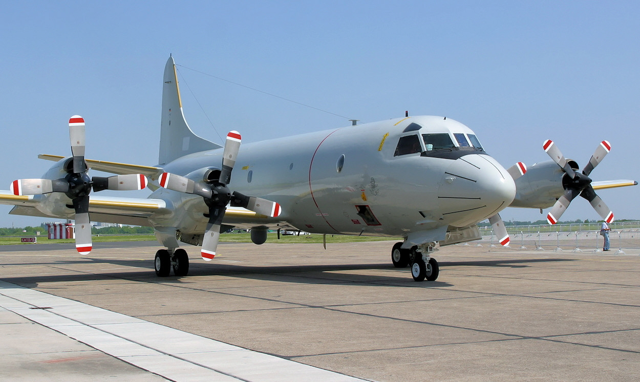Lockheed P 3 - Orion