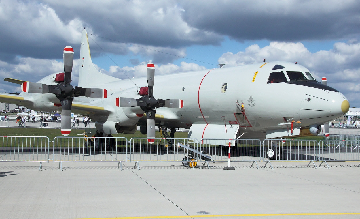 Lockheed P-3 Orion - ILA Berlin