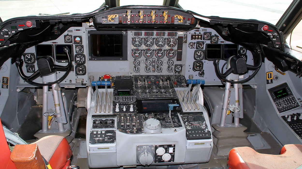 P-3 Orion Cockpit