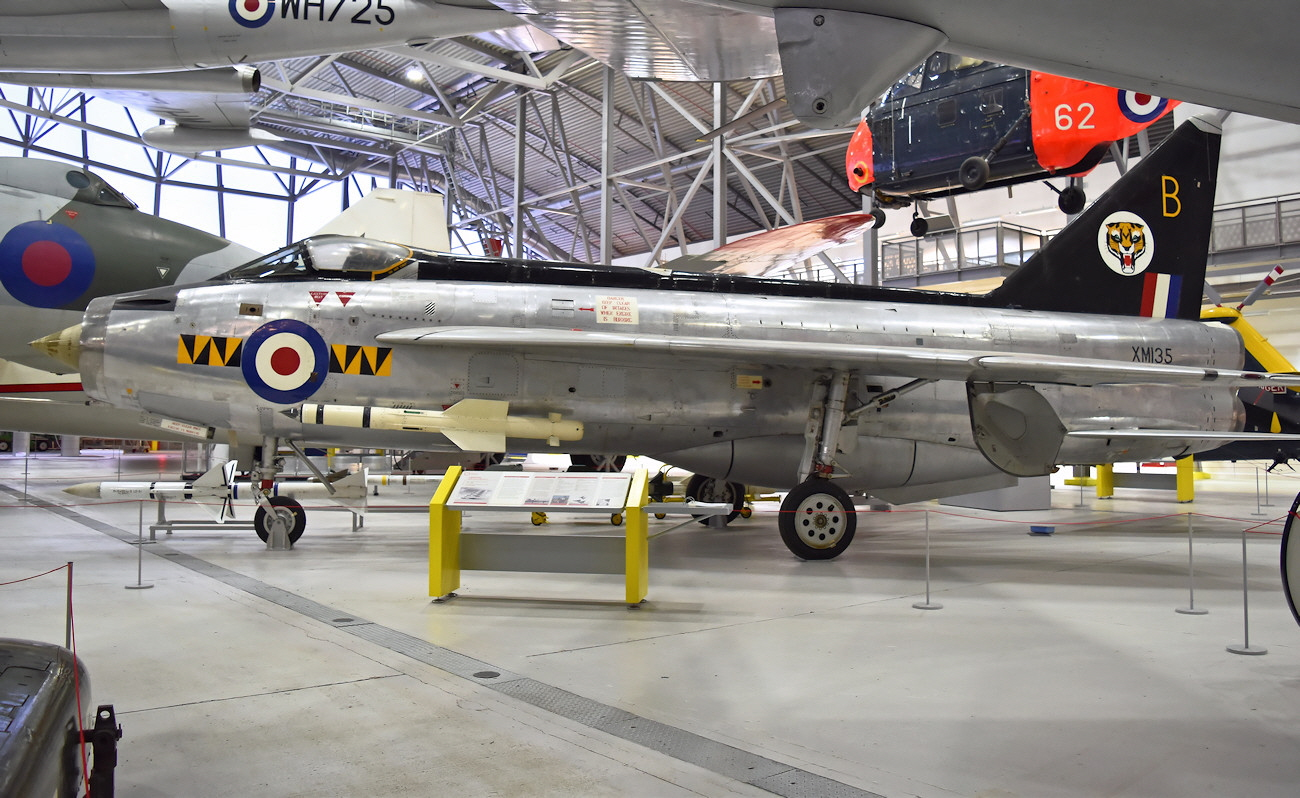 English Electric Lightning F.1 - Royal Air Force