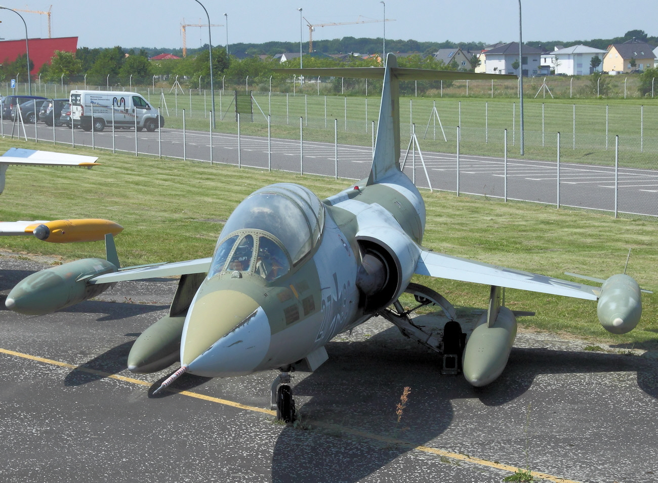 Lockheed TF-104 G Starfighter - Trainerversion