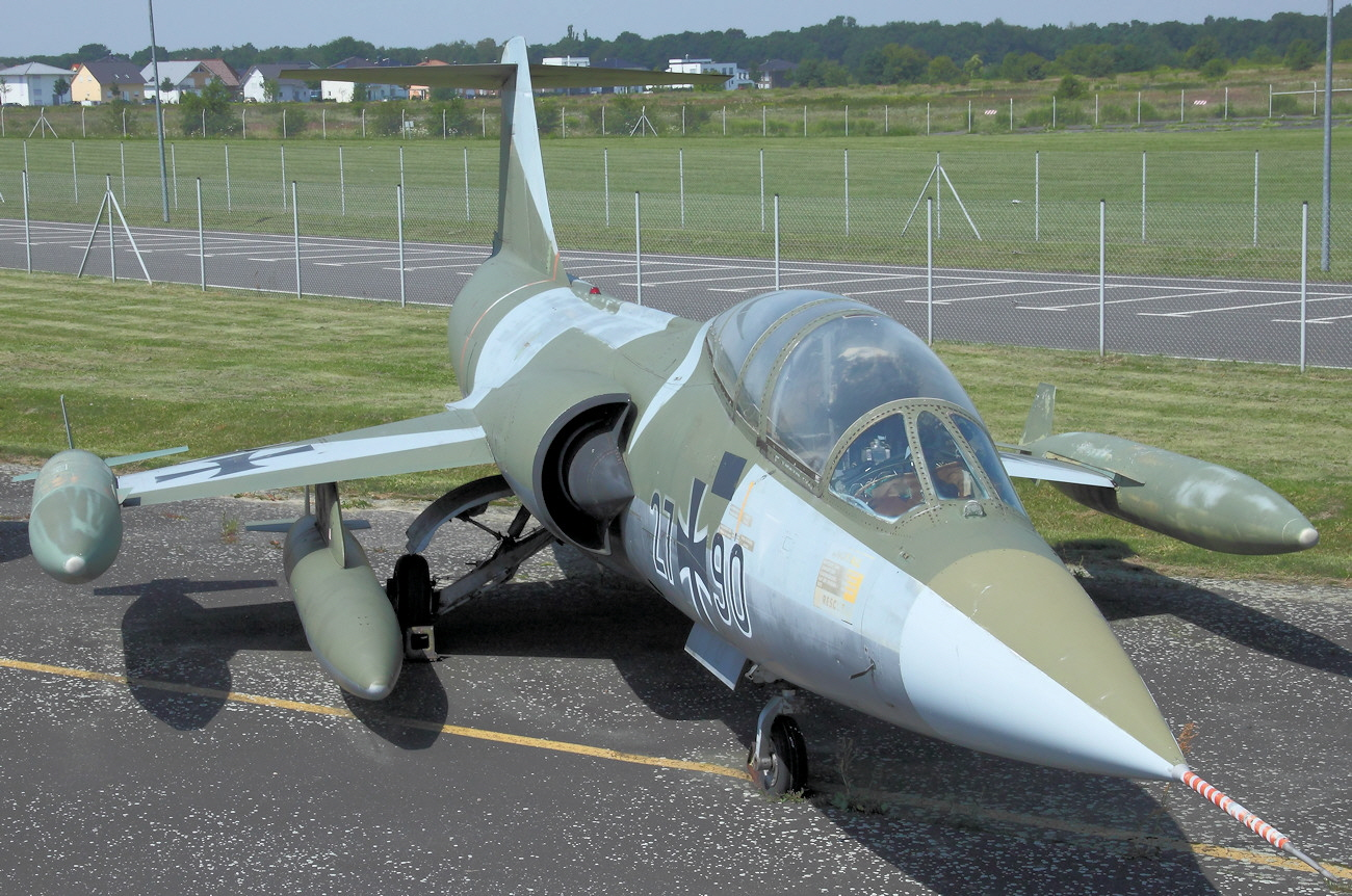 Lockheed TF-104 G Starfighter