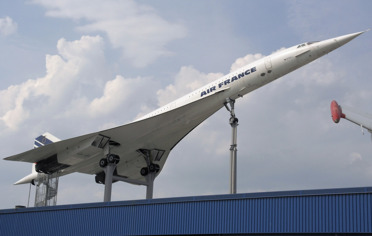 Concorde - Air France