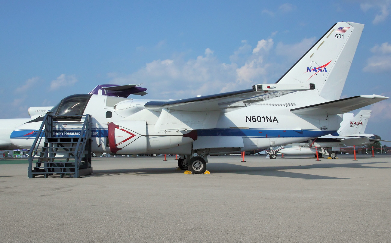 Lockheed S-3B Viking - NASA